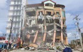 Νέα ισχυρή σεισμική δόνηση 6,5 βαθμών έπληξε τις Φιλιππίνες