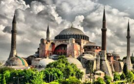 Νέες δηλώσεις Ρετζέπ Ταγίπ Ερντογάν για την Αγία Σοφία!