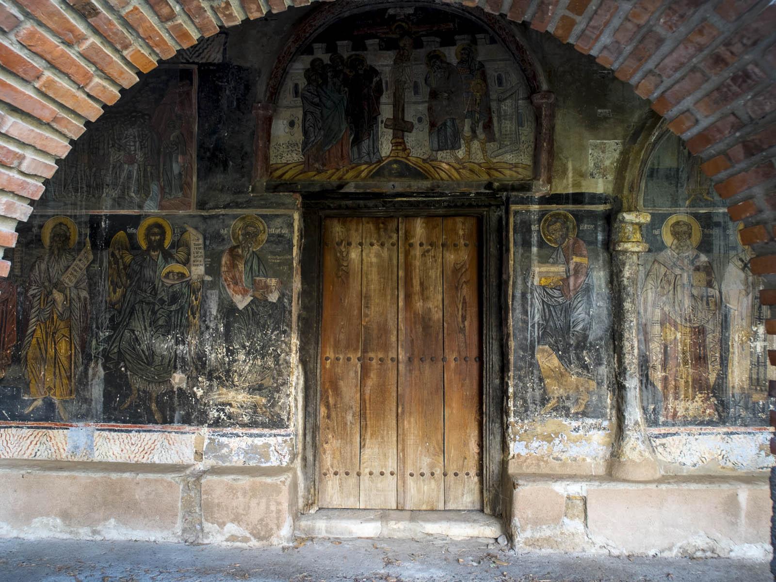 Βυζαντινός ναός του 14ου αιώνα στη Βέροια!