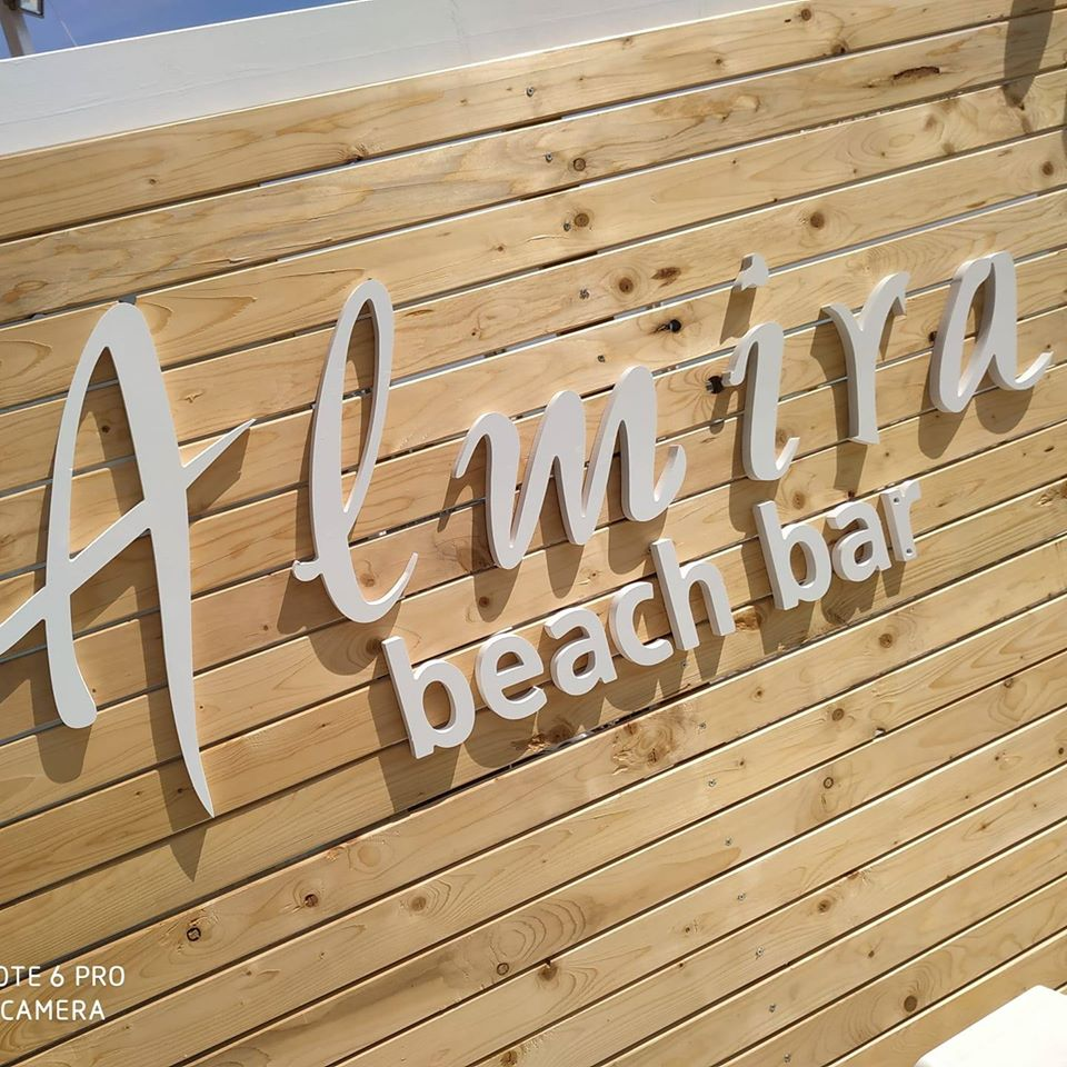 Almira Bar On Waves!