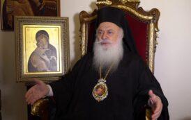 Αρχιερατικός Εσπερινός στην παλαιά Ιερά Μονή της «έξω Μεταμορφώσεως του Σωτήρος» Ναούσης!