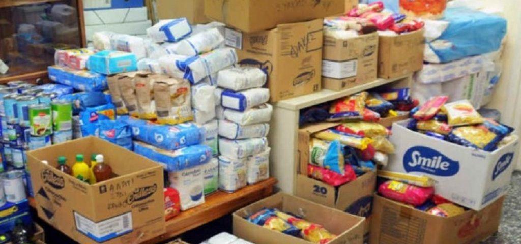 Διανομή τροφίμων στους Δήμους Βέροιας, Αλεξάνδρειας και Νάουσας!