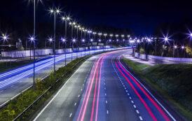 Λαμπτήρες LED τοποθετεί η περιφέρεια κεντρικής Μακεδονίας στο οδικό δίκτυο!
