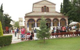 Τεσσαρακονθήμερο μνημόσυνο γερόντισσας Φιλοθέης στην Ι.Μ. Αγίας Κυριακής Λουτρού Ημαθίας!
