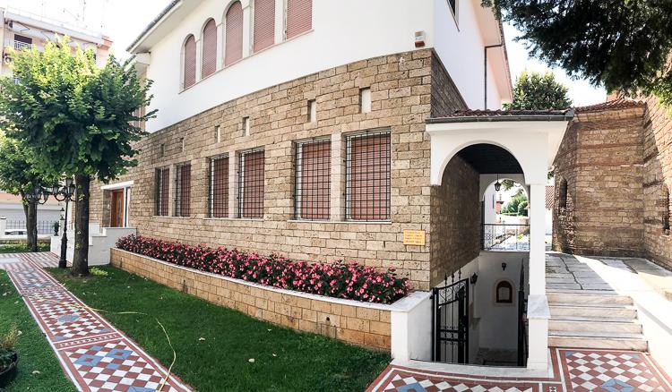 Kλειστά τα Γραφεία της Ιεράς Μητροπόλεως από Δευτέρα 5 Απριλίου έως και Παρασκευή 9 Απριλίου.